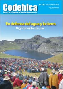 En defensa del agua y la tierra – Dignamente de pie