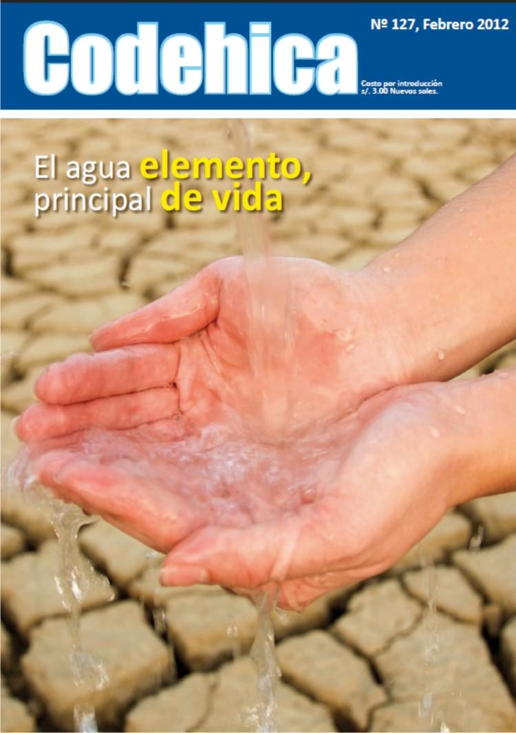 El agua el elemento principal de la vida