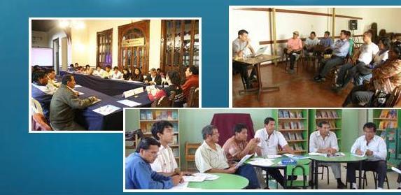 Programa de especialización en comunicación, desarrollo y gestión de riesgo