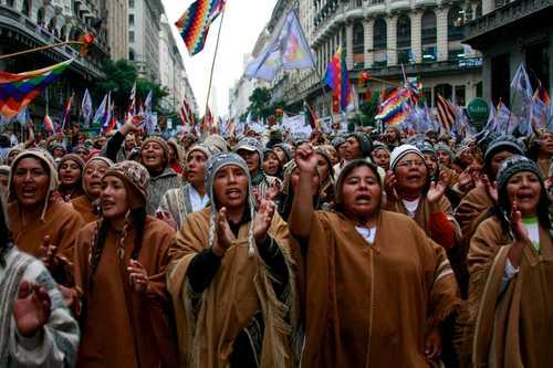 ONU: Demandan al Estado Argentino cumplir derechos de los pueblos originarios