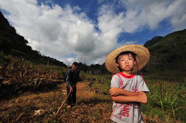 Más de 60 millones de niños chinos «abandonados»