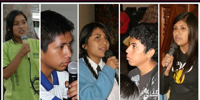 Boletín : Niños, Niñas y adolescentes en busca de protección y más participación