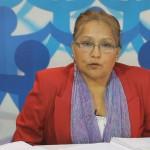 Regidora Ana Cabrera de subtanjalla