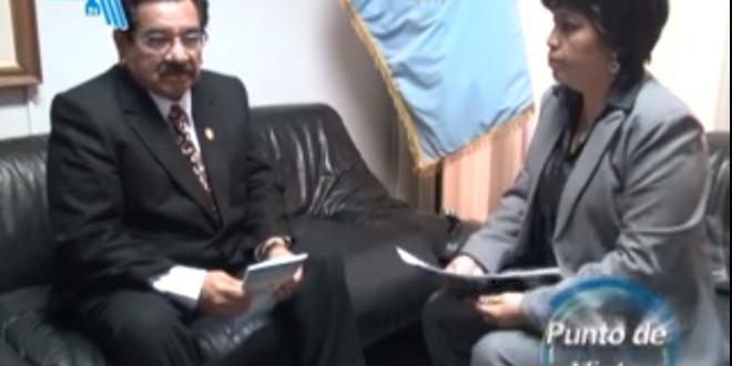 Punto de Vista: Entrevista al Rector de la UNICA, Alejandro Encinas