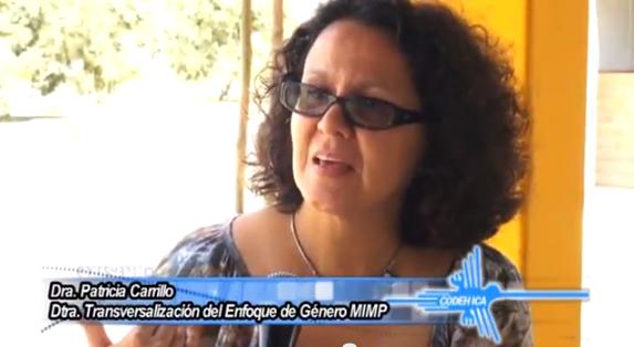 <b>Patricia Carrillo</b>: Los desafíos de las mujeres autoridades - patricia-ministerio-mujer-peru