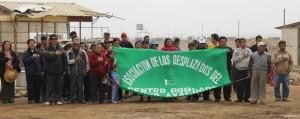 Familias Desplazadas Nuevo Ayacucho Chincha
