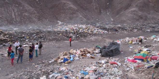 Preocupa problemática ambiental en Comunidades Rurales de Ica.