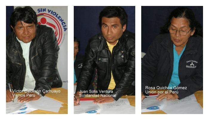grupo 1 candidatos