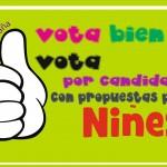 logo campaña elecciones  conao