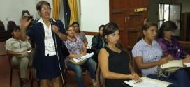 Regidoras y Alcaldesas de Ica  inician programa de formación