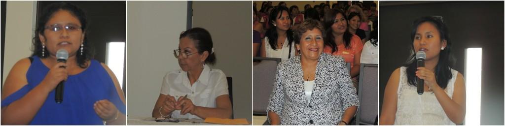 Mujeres Autoridades Región Ica