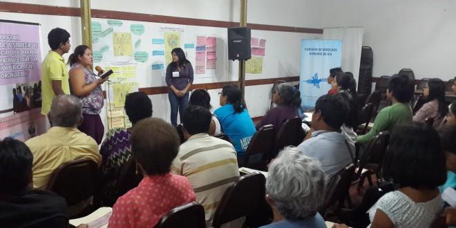 Jóvenes  y Mujeres  «del problema a la propuesta»