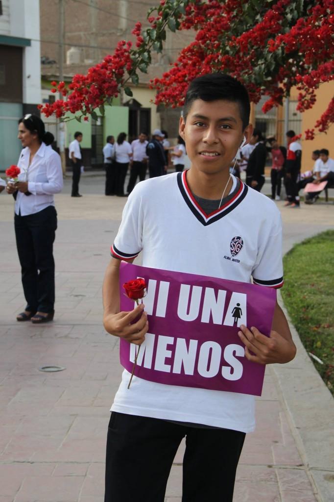 Estudiante I.E, San Luis Gonzaga