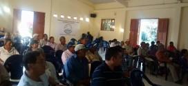 Se fortalece la organización en la Cuenca del Río Ica Pampas