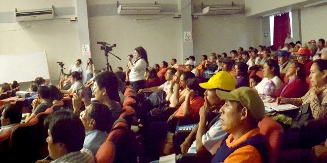"""VIDEO. FERNANDO CILLONIZ: """"Yo Gobierno en favor de las mayorías, No de las minorías"""""""