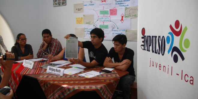 Video Ica: Denuncian irregularidades en elecciones al COREJU