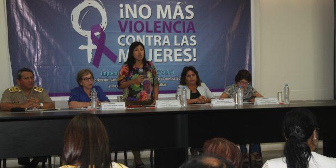 Más de Dos mil denuncias de violencia contra la mujer registra Ica