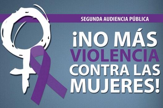 Ica: II Audiencia Pública de la Comisión de Mujer y Familia