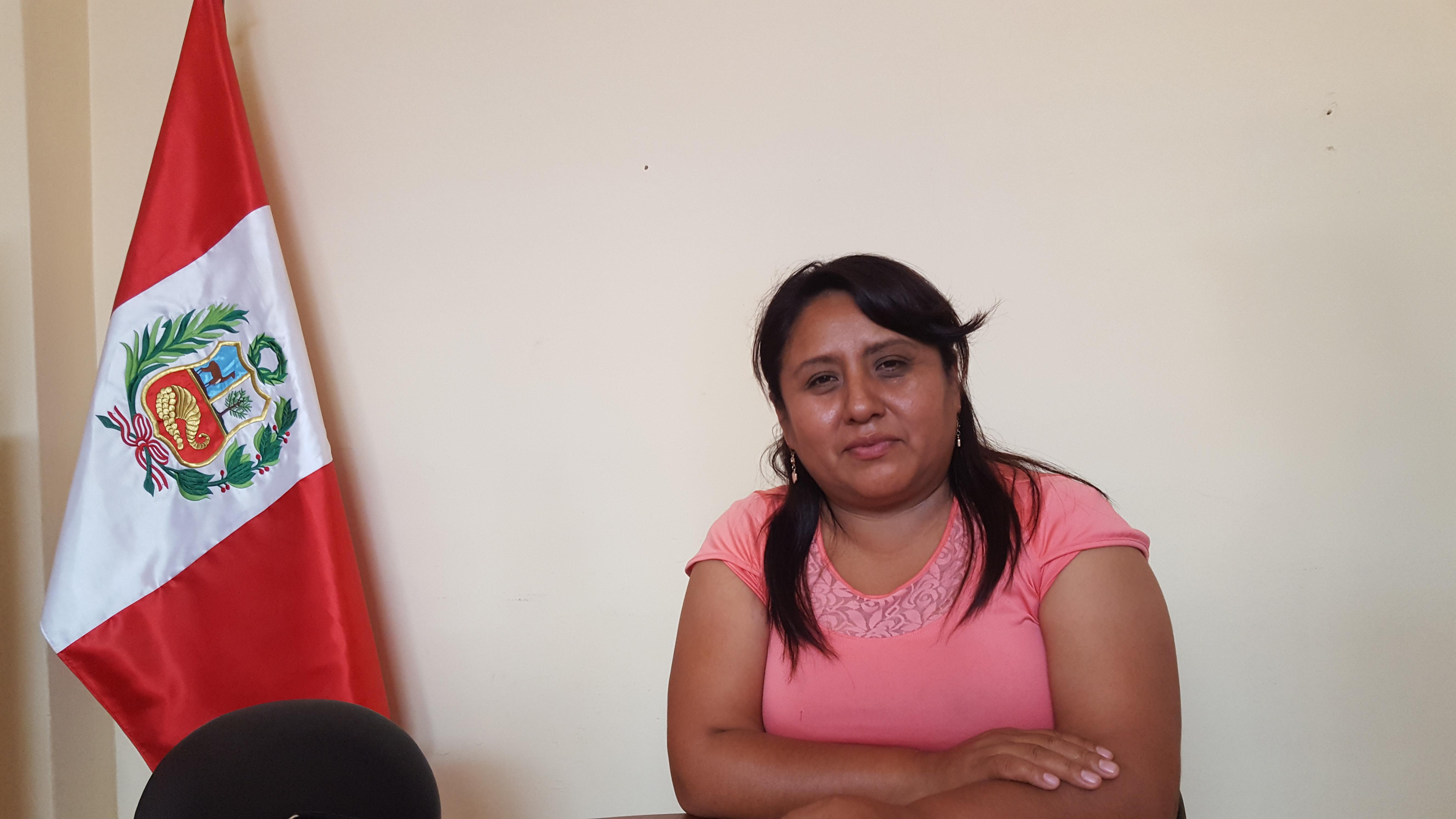 Ana Sottecani Alcaldesa de Alto Larán
