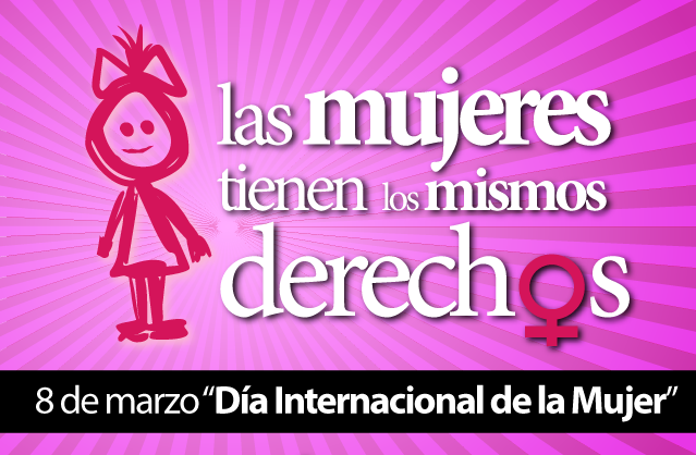 8M: Igualdad de género sin  discriminación y sin retrocesos