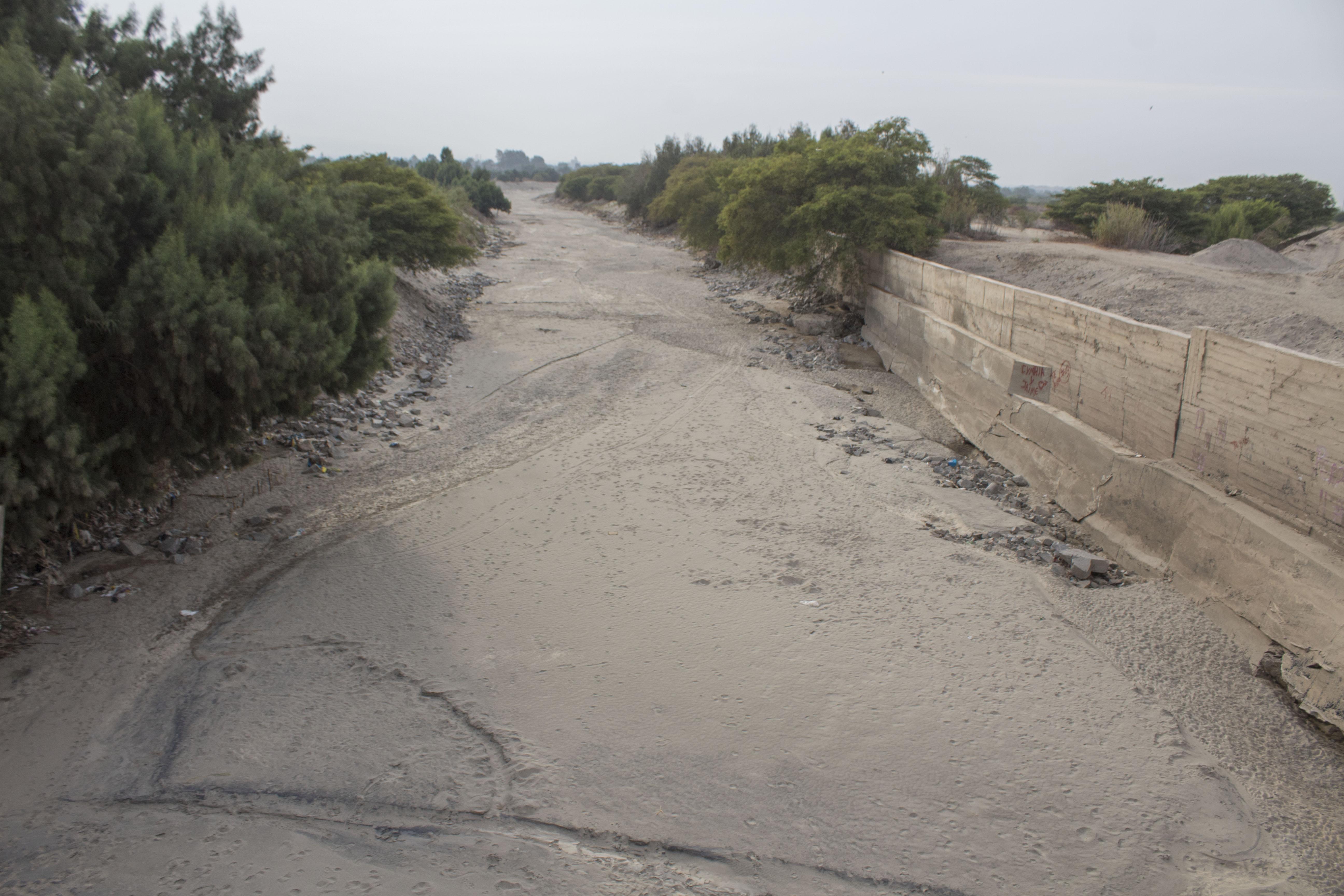 Río Ica Ocucaje