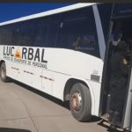 Ocobamba Bus desplazando personal de la empresa Antapite