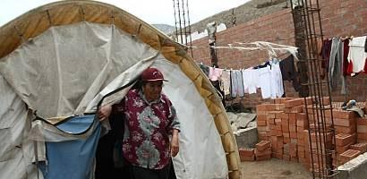 Reconstrucción con desarrollo y participación democrática de los pueblos afectados por el terremoto del 15 de agosto del 2007