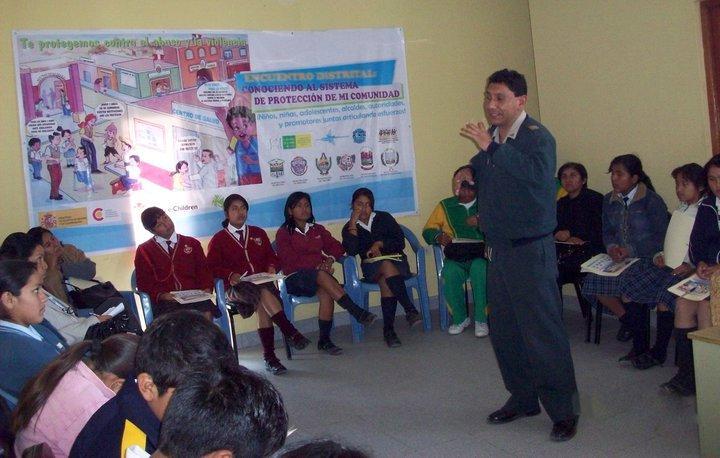 Santiago conforma sistema de protección a niños víctimas de violencia para enfrentar la violencia psicológica, sexual y física