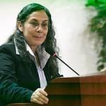 Ministra de Educación, Patricia Salas. Foto Andina
