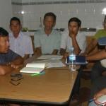 Reunión de dirigentes