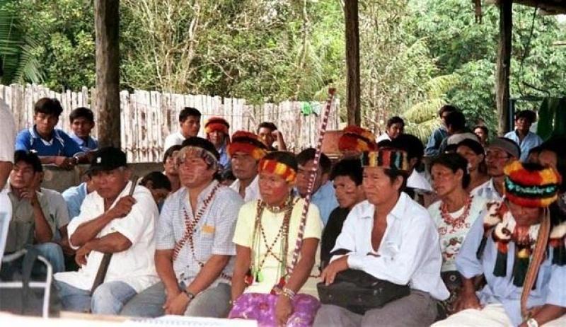 Pueblos indígenas del río Napo exigen ser atendidos