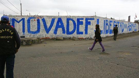 Movadef: algo para recordar