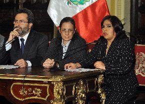 Ejecutivo aprobó Plan Nacional de Igualdad de Género 2012-2017