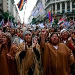 indigenas argentinos