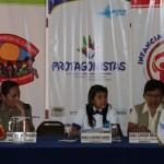 """Lanzamiento de la campaña """"Promoción y protección de los derechos del niño y la niña"""" Ica"""