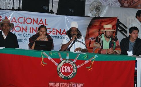 Comunicadores indígenas de Colombia reafirman una comunicación desde los pueblos