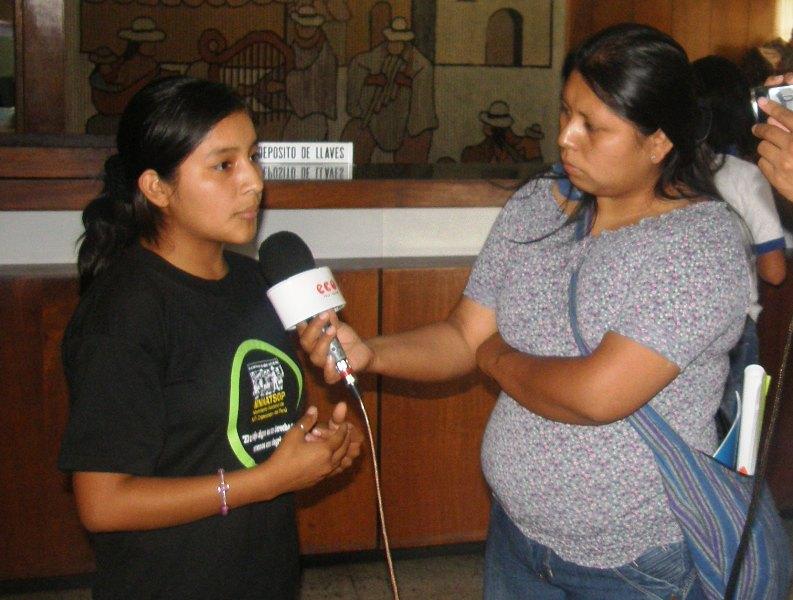 Trabajo infantil una realidad en el Perú