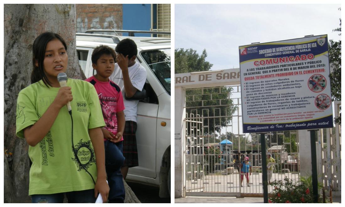 """MNNATSOP: """"La niñez trabajadora enfrenta la pobreza nacional"""""""