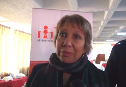 Ministra de Trabajo habla sobre intoxicación de trabajadores de agroexportación