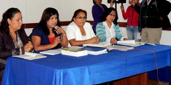 Regidoras de Subtanjalla Ana Cabrera y Mayra Ramírez hablan de su pedido de vacancia