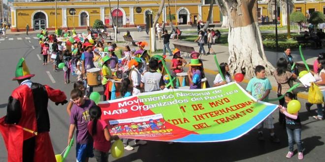 9 de Diciembre Día Mundial de la Dignidad del niño trabajador