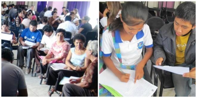 Priorizan proyecto para reducir violencia juvenil en presupuesto participativo de Ica.