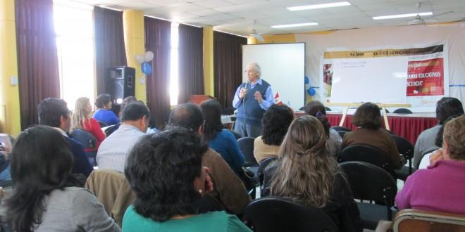 Video: Docentes de Chincha y Pisco culminan diplomado a favor de la niñez