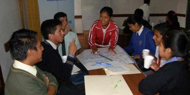 Promoviendo buenas prácticas en derechos y deberes de niñas y niños.