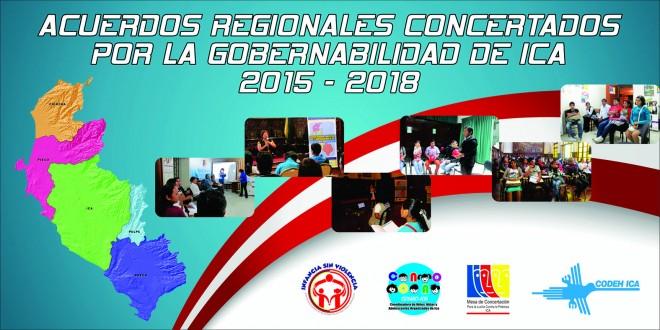 Candidatos a la Región firman Acuerdo por la Gobernabilidad