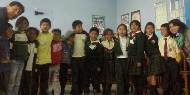 Docentes de Chincha y Pisco previenen la violencia infantil
