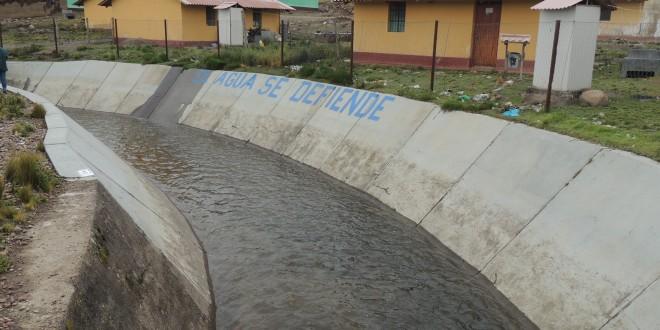Ica  y Huancavelica: Diálogo interregional por el agua
