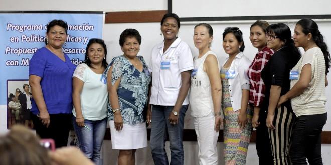 Red de Mujeres Autoridades de Ica, eligió Consejo Directivo