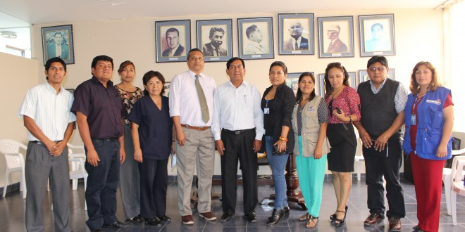 Sistema de Protección local se fortalece en distrito de Grocio Prado – Chincha