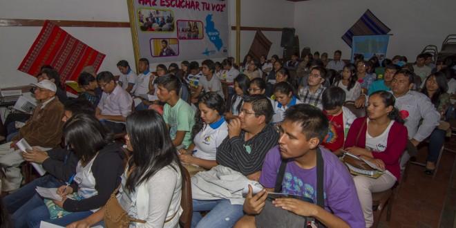 Jóvenes de Ica: Queremos Políticas Públicas